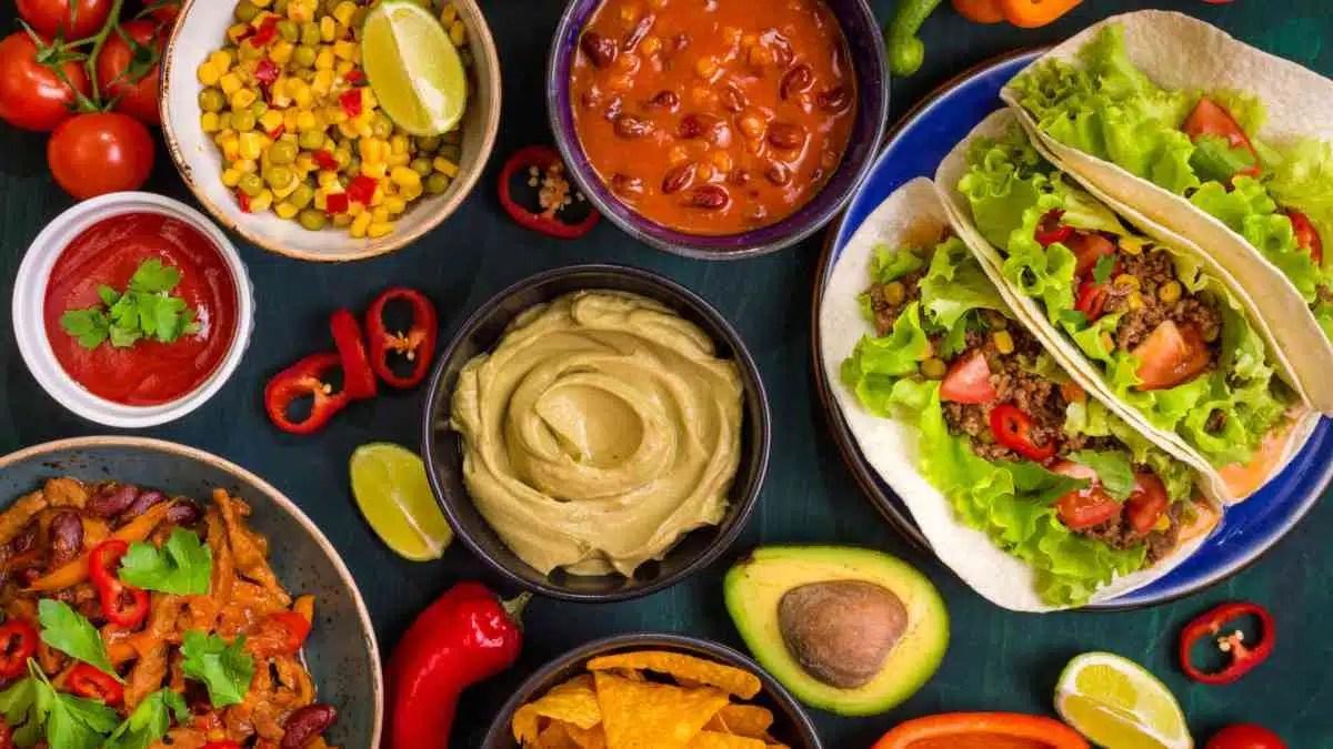 Cocina Fusion Tex Mex