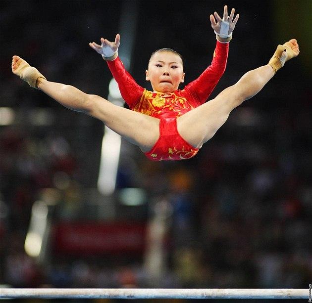 Jestli gymnastka na hrch v Sydney falovala vk na pijde o medaili  iDNEScz