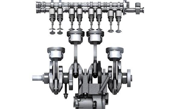 Nové motory pro jaguary: šestiválec s kompresorem a