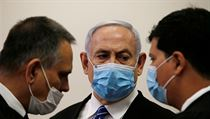 Israeli prime minister faces allegations of corruption.