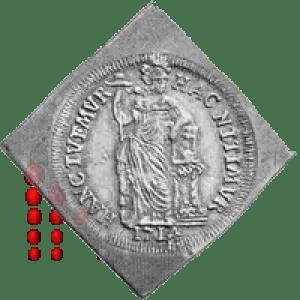 1714 gulden friesland