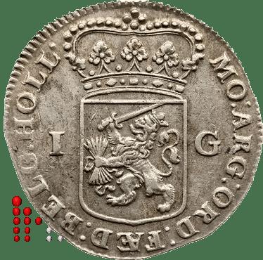 Gulden 1721 Holland