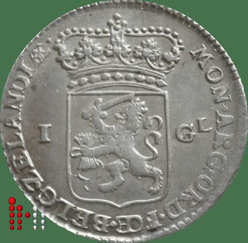 gulden zeeland 1763