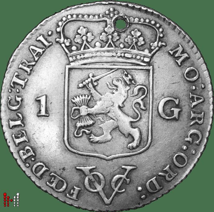 Gulden VOC 1790