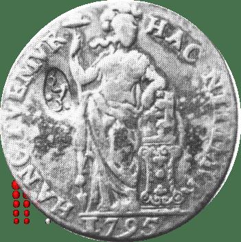 Gulden Holland 1795