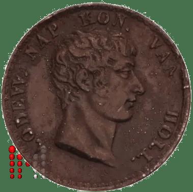 Gulden Napoleon 1808..
