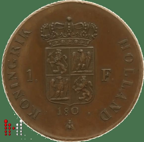 Gulden Napoleon 1807