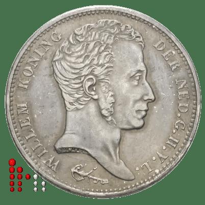 1840gulden incusum