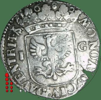 Gulden Deventer 1682
