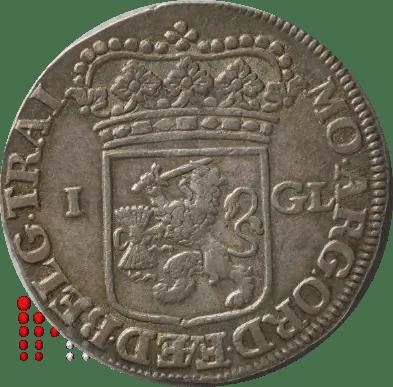 Gulden Utrecht 1703