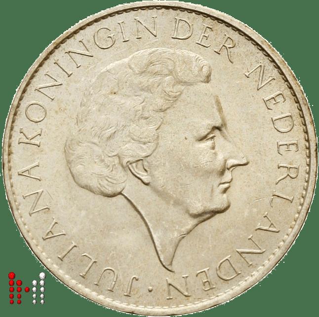 Gulden Suriname 1962