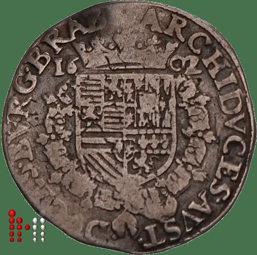 1602 Gulden Albrecht Isabelle