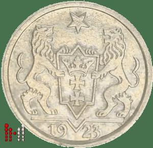 1923 gulden geslagen te Utrecht