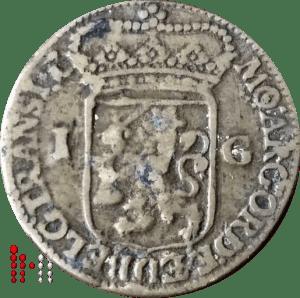 1 Gulden 1737 Vals