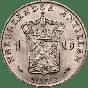 1952 gulden Antillen