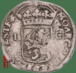 1706-03 Gulden West Friesland