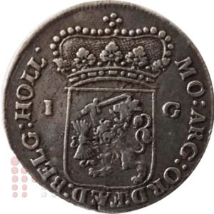 Gulden Holland 1716