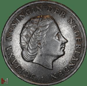 1970 gulden Antillen haan