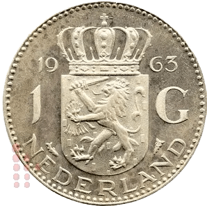 1963 Gulden
