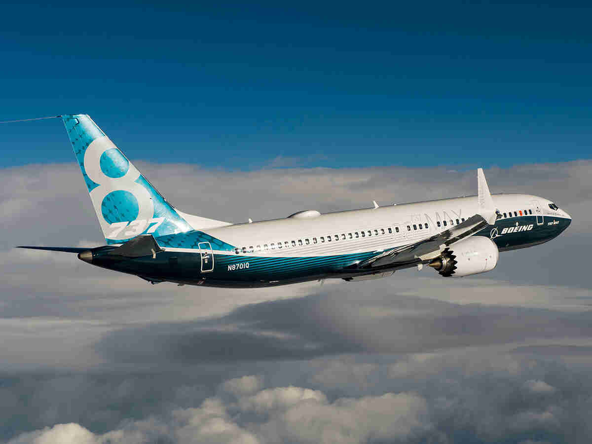 hight resolution of leap 1b boeing 737 max