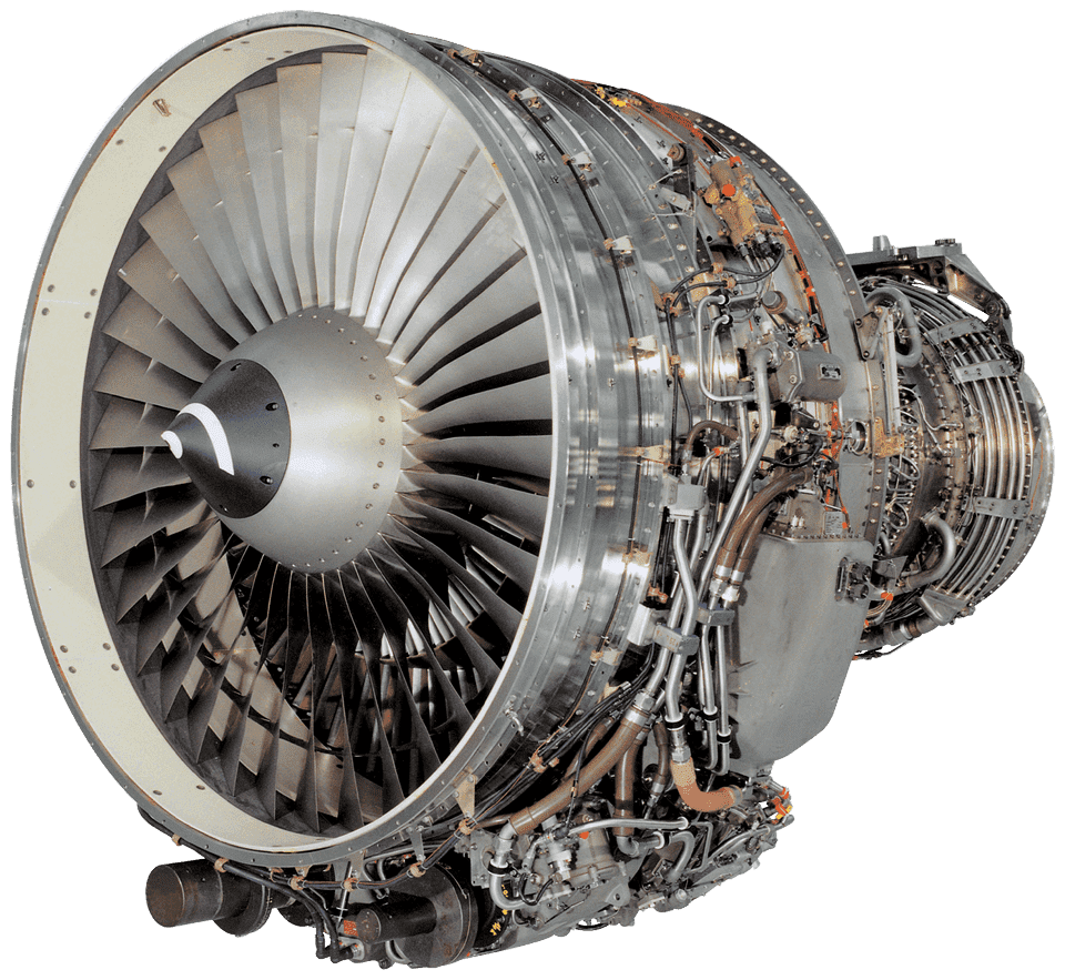hight resolution of cfm56 5b engine