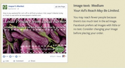 Facebook Ad - Image text Medium