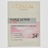 Product of the day: L'Oreal Triple Active Moisturizing Eye Cream