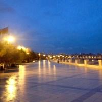 Rainy Baku