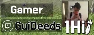 Gamer: GuiDeeds