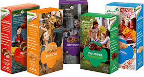 Brand Passion Index: How Do Girl Scout Cookies Stack Up ...