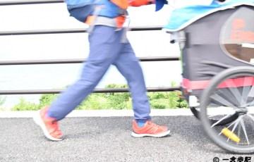 徒歩日本縦断100日目、旅再開