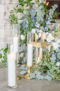 Dusty Blue Wedding Ideas For Spring