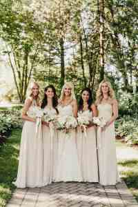 43 Unique Bridesmaid Dresses | ElegantWedding.ca