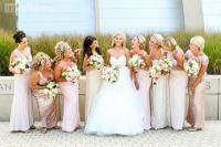 43 Unique Bridesmaids Dresses and Gowns