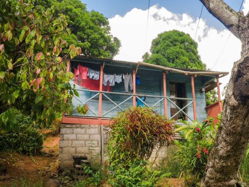 calibishie, la dominique