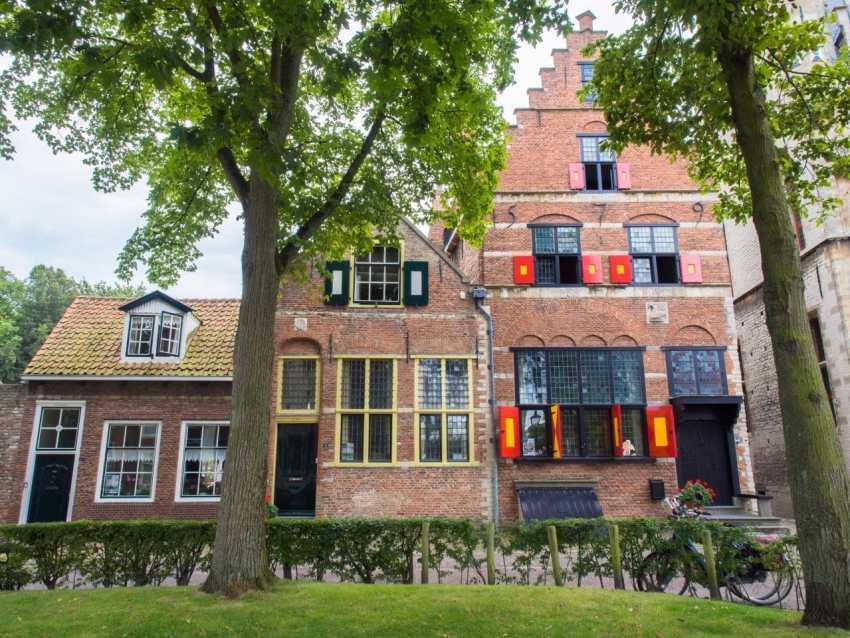 zélande, pays bas, hollande, photographie, paysage, veere
