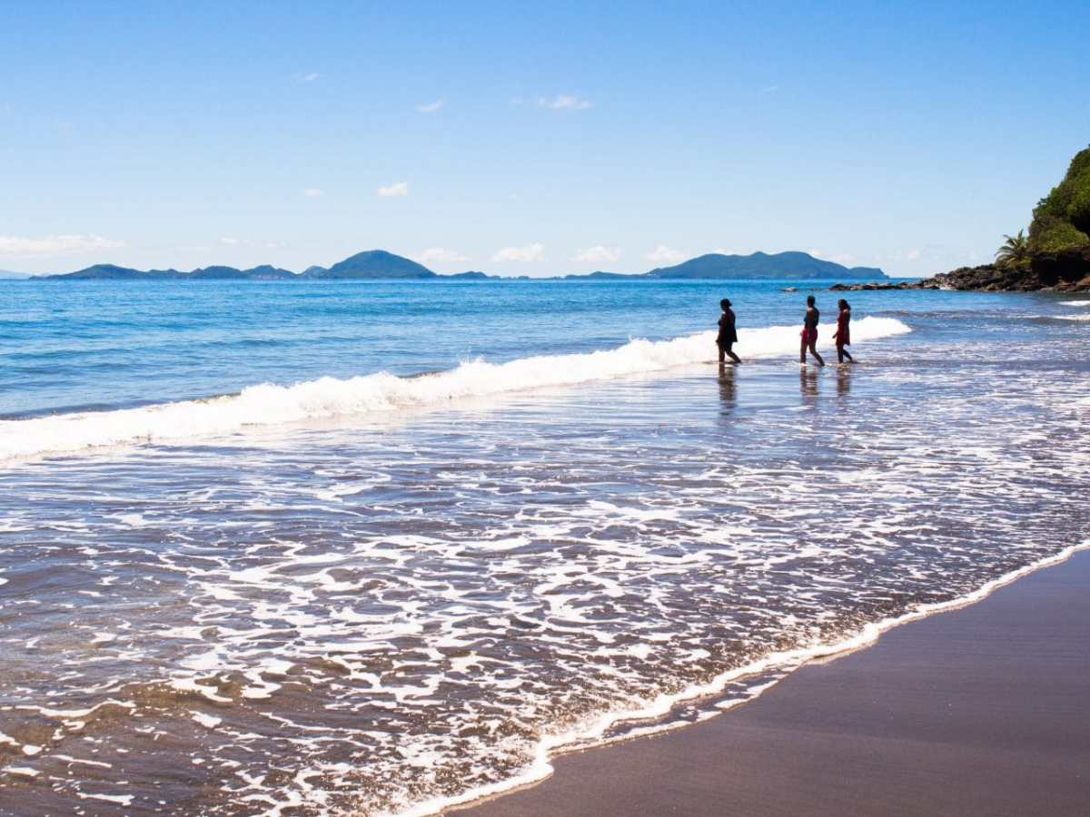 scènes de plage ...