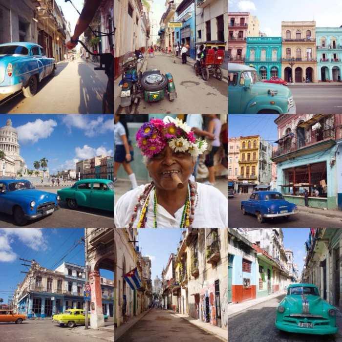 cuba, la havane, voyage, photographie