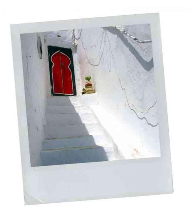 porte, sidi boy saïd, tunisie, afrique