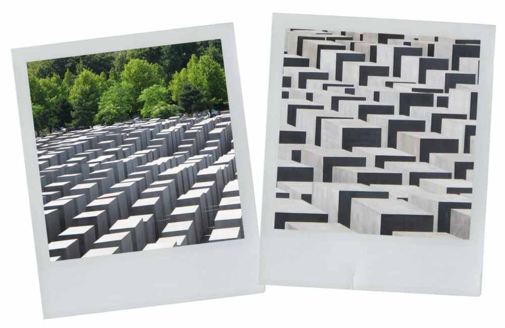 mémorial holocauste, berlin, allemagne