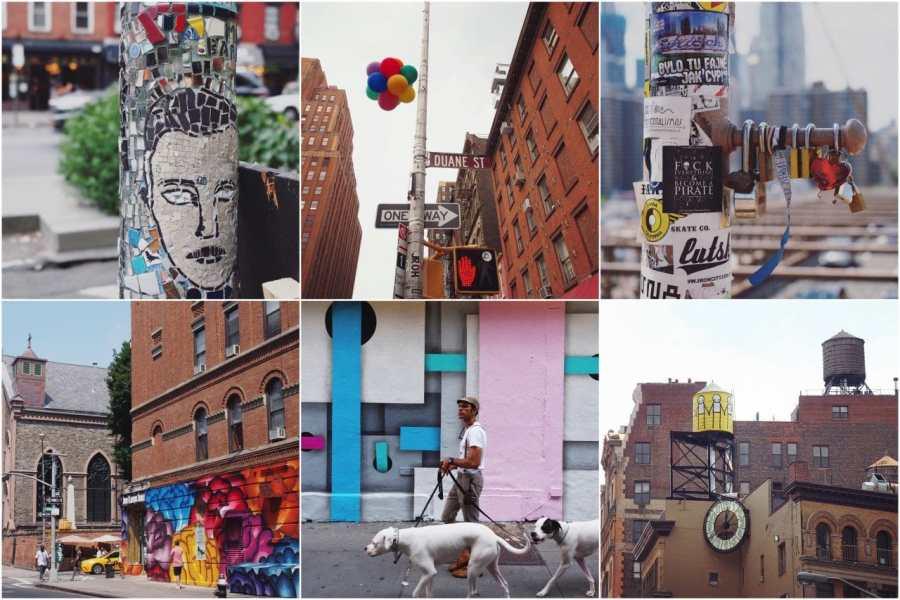 new york, NY, photographie