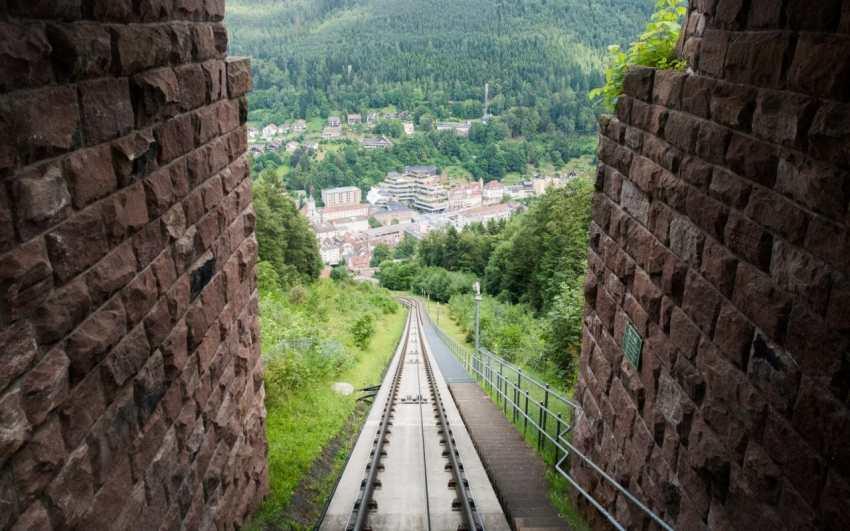 bad wildbad, Schwarzwald, foret noire, sommerbergbahn