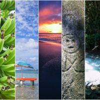 prendre des chemins de traverse en Guadeloupe