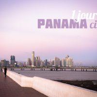 le jour où je suis allée au Panama ...