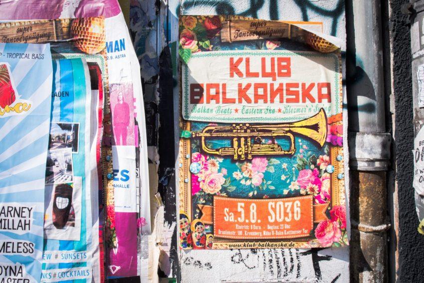 kreuzberg, berlin alternatif, allemagne