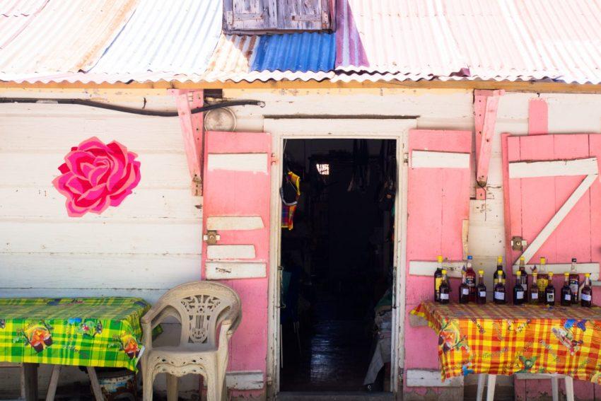 la désirade, architecture, case créole, guadeloupe