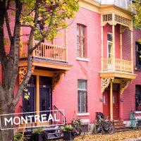 À Montréal j'ai flâné ...   #1