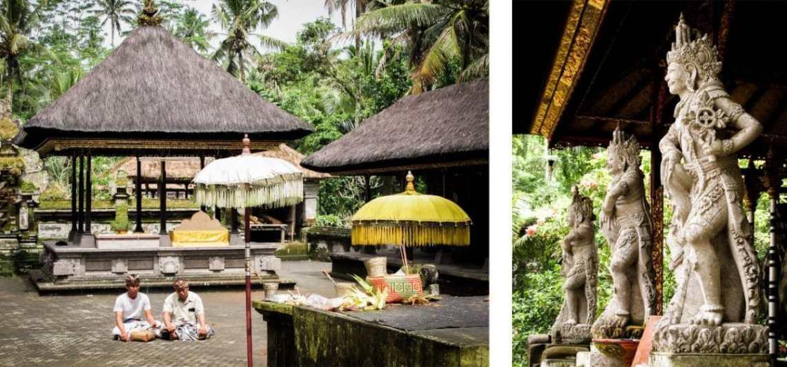 Gunung Kawi, bali, temple, ubud, cérémonie