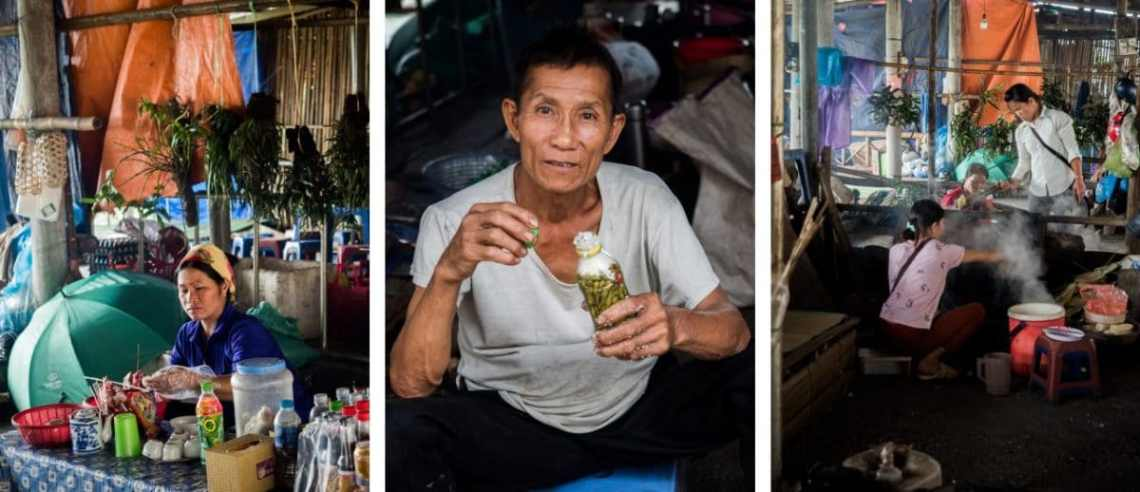 ethnies minoritaire, rizières