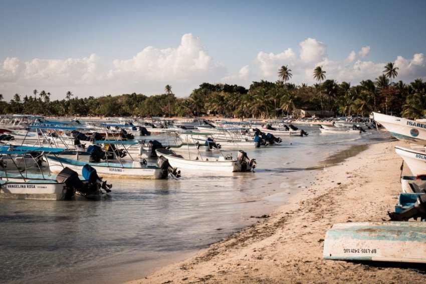 république dominicaine, bayahibe, saona, caraïbesv